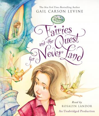 Download Free Fairies and the Quest for Never Land Audiobook Mp3 Download Free