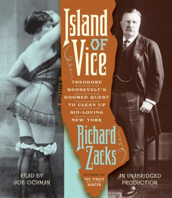 Island of Vice, Richard Zacks