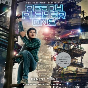 Ready Player One, Audio book by Ernest Cline