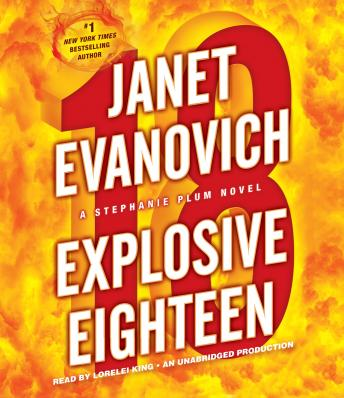 Download Explosive Eighteen by Janet Evanovich