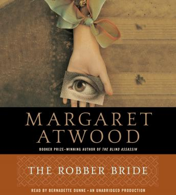 Robber Bride, Audio book by Margaret Atwood
