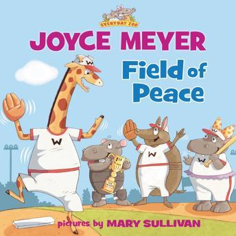 Field of Peace by  Joyce Meyer