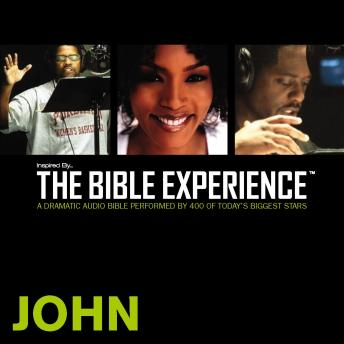 Free Inspired By … The Bible Experience: John Audiobook read by Zondervan Publishing