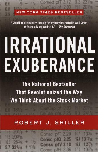 Listen to Irrational Exuberance by Robert J. Shiller at