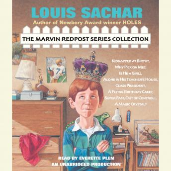 [Download Free] Marvin Redpost Series Collection Audiobook