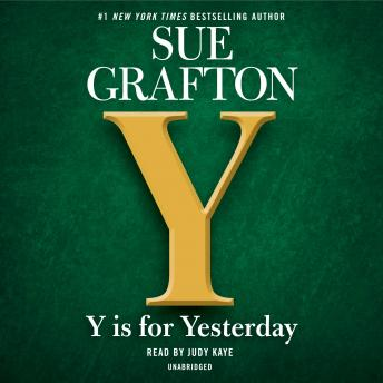 Download Y is for Yesterday by Sue Grafton