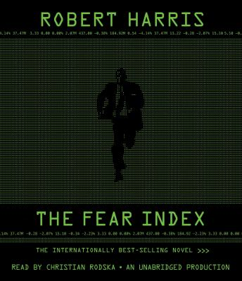 Download Fear Index by Robert Harris