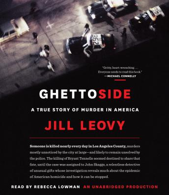 Ghettoside: A True Story of Murder in America, Jill Leovy