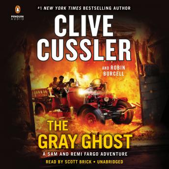 Download Gray Ghost by Clive Cussler, Robin Burcell
