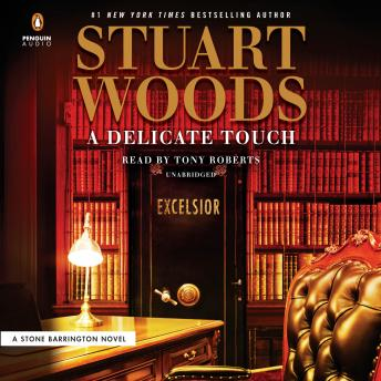 Delicate Touch, Audio book by Stuart Woods