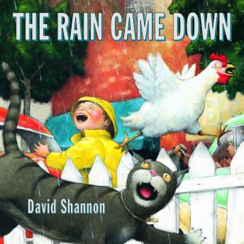 Rain Came Down by  David Shannon