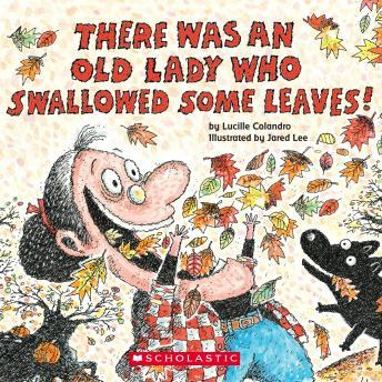 Free Download There Was an Old Lady Who Swallowed Some Leaves Audiobook Mp3 Audiobook Free