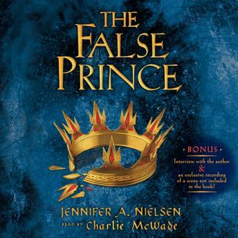 False Prince (Free Book), Jennifer A. Nielsen