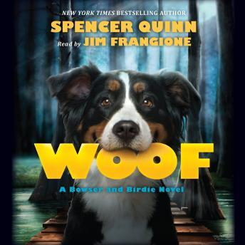 Download Woof by Spencer Quinn