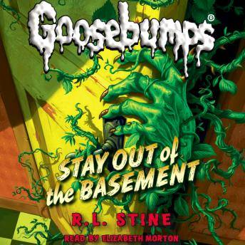 listen to classic goosebumps stay out of the basement by