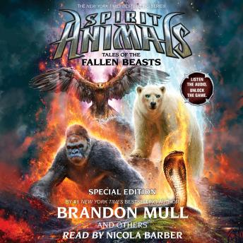 Spirit Animals: Special Edition #3: Tales of the Fallen Beasts by  Brandon Mull