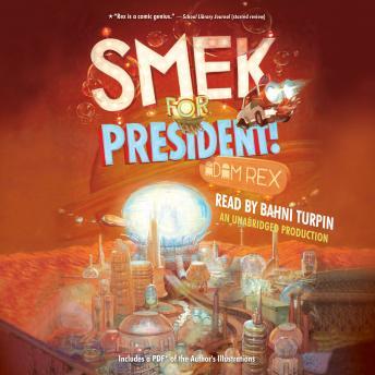 Smek for President!, Adam Rex