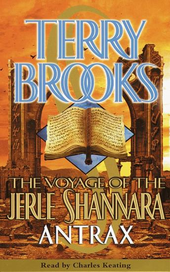 Voyage of the Jerle Shannara: Antrax by  Terry Brooks