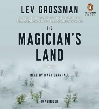 Magician's Land: A Novel by  Lev Grossman