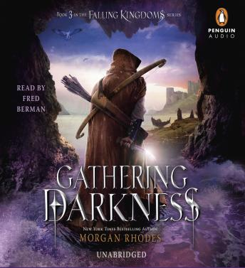 Download Gathering Darkness: A Falling Kingdoms Novel by Morgan Rhodes