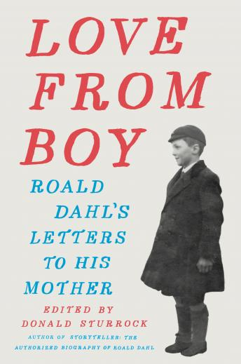 Download Love From Boy: Letters from Roald Dahl to His Mother by Donald Sturrock