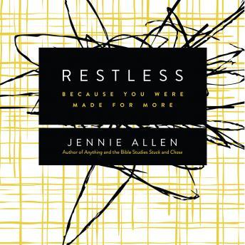 [Download Free] Restless: Because You Were Made for More Audiobook