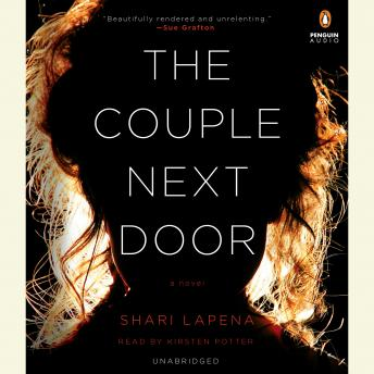 Couple Next Door, Audio book by Shari Lapena