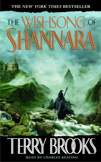 Wishsong of Shannara by  Terry Brooks