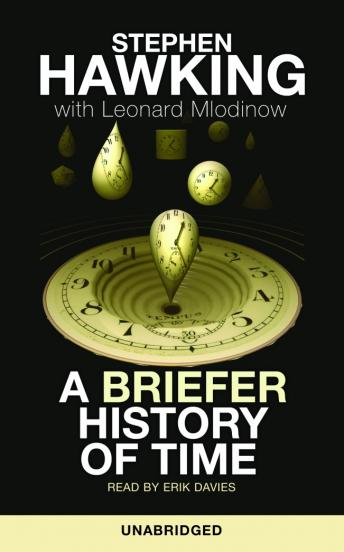 Download Briefer History of Time by Stephen Hawking, Leonard Mlodinow