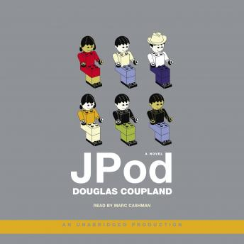 Listen to JPod by Douglas Coupland at Audiobooks