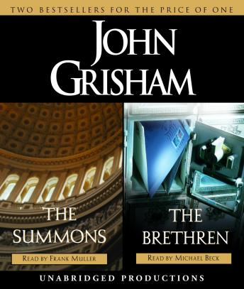 Download Summons / The Brethren by John Grisham