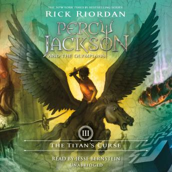 Download Titan's Curse: Percy Jackson and the Olympians: Book 3 by Rick Riordan