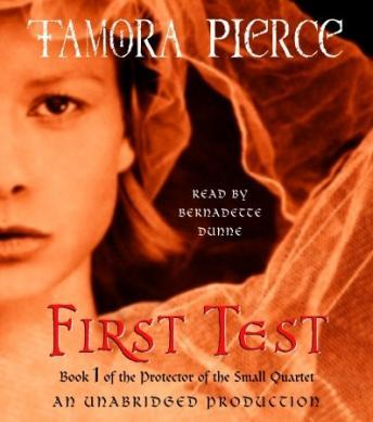 Download First Test: Book 1 of the Protector of the Small Quartet by Tamora Pierce