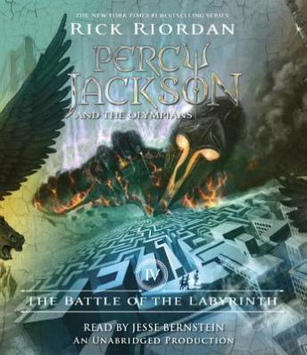 Download Battle of the Labyrinth by Rick Riordan