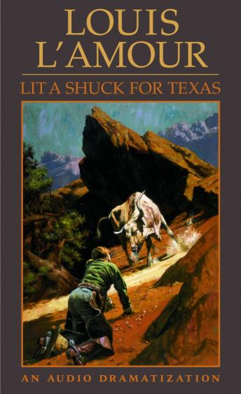Free Lit a Shuck for Texas Audiobook read by Unknown