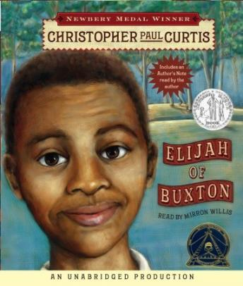 Download Elijah of Buxton by Christopher Paul Curtis