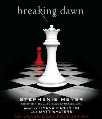 Breaking Dawn, Audio book by Stephenie Meyer