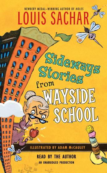 Download Sideways Stories from Wayside School by Louis Sachar