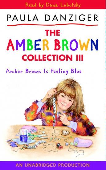 amber brown book report