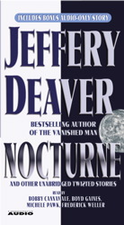 Nocturne: And Other Unabridged Twisted Stories by  Jeffery Deaver