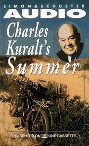Charles Kuralt's Summer by  Charles Kuralt
