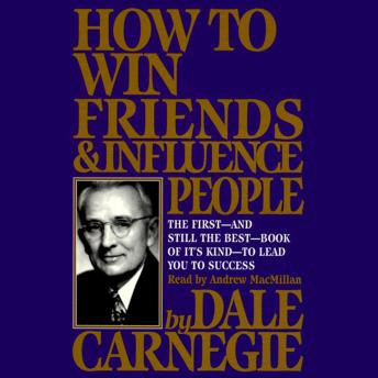 Download How To Win Friends & Influence People by Dale Carnegie