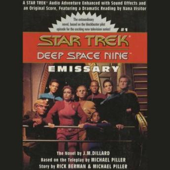 Star Trek Deep Space Nine: Emissary