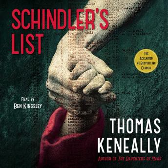 an introduction to thomas keneallys schindlers list Holocaust-rescue films, there was thomas keneally's book schindler's list   they are socially introduced: christ in a miraculous manner at the wedding at.