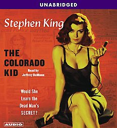 Colorado Kid, Stephen King