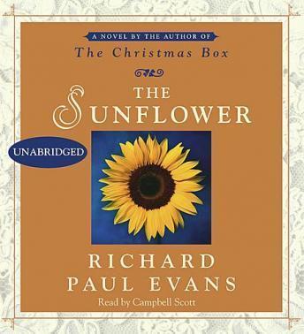 Sunflower by  Richard Paul Evans
