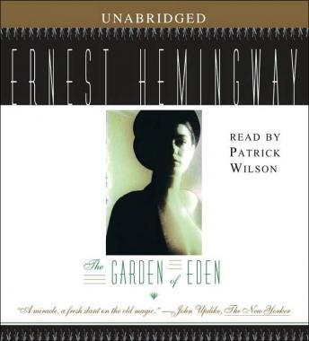 an analysis of the garden of eden by ernest hemingway Hey guys, i just finished reading the garden of eden and i have a to write a paper about the effect of alcohol in the book i was curious if.