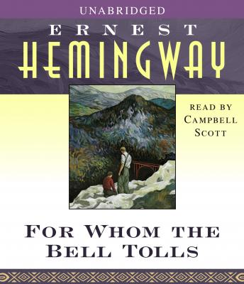 Download For Whom the Bell Tolls by Ernest Hemingway