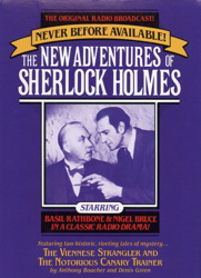 Viennese Strangler and The Notorious Canary Trainer: The New Adventures of Sherlock Holmes, Episode #2