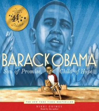 Free Barack Obama Audiobook read by Nikki Grimes